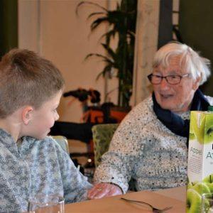 Ontmoetingsverhalen in Schoonebeek