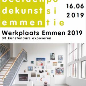 Werkplaats Emmen – 33 Emmer kunstenaars bij CBK Emmen