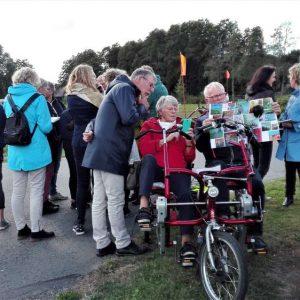 Ontmoetingsverhalen Schoonebeek – de opening