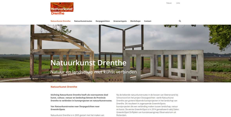 Natuurkunst Drenthe Natuurkunst Drenthe – Art in Nature Drenthe